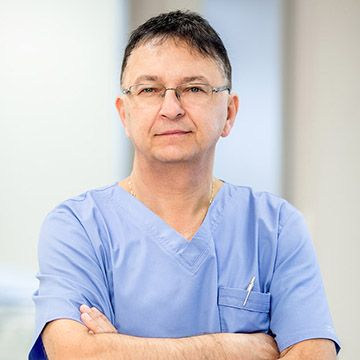 Dr nauk med. Artur Salomon