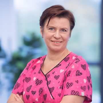 Lekarz med. Magdalena Szajdzińska-Kwinta