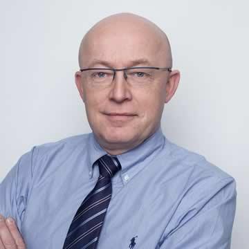 Dr nauk med. Tomasz Pytrus